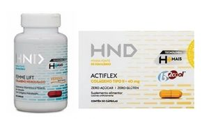 HND colageno hidrolisado e HND Actiflex colageno tipo II