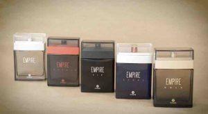 Nova Linha Empire