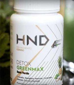 HND Detox GreenMax