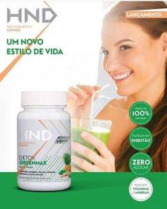 HND Detox Greenmax Hinode