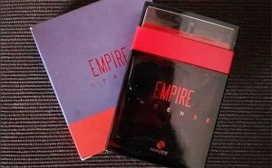 Perfume Hinode Empire Intense