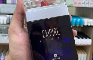 Perfume New Empire Sport Hinode