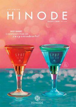 Catalogo Revista Universo Hinode Ciclo 1 2020