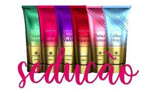 Fragrance Lotions Sublime - Todos os hidratantes