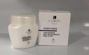 Hydra Power Concentrado Anti-ressecamento para os pés
