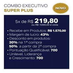 Combo Executivo Super Plus Hinode 2020