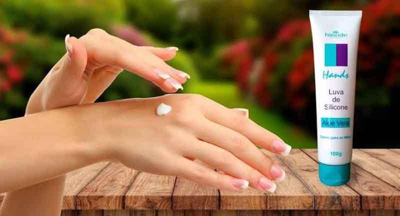 5 Benefícios da Luva de Silicone Hinode - Amigo Do Consultor