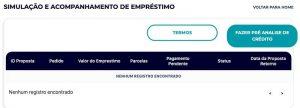 Emprestimo Hinode - Simulação de Empréstimo