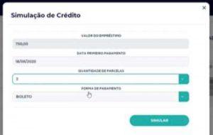 Empréstimo Hinode Simulação de Credito