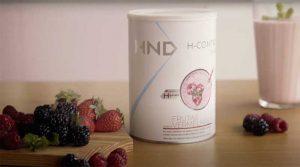 Shake HND H-Control Frutas Vermelhas