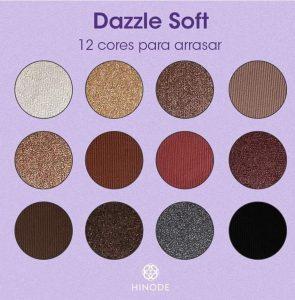 Paleta Dazzle Solf - Cores