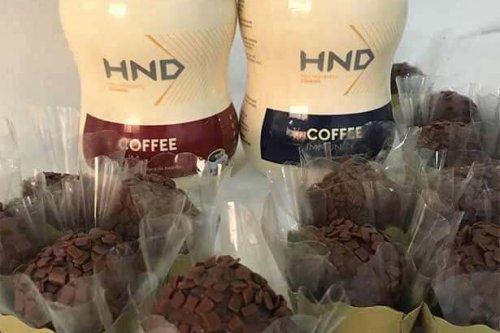 Brigadeiro Gourmet Coffee HND